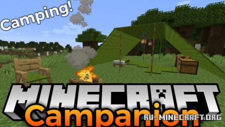 Скачать Campanion для Minecraft 1.16