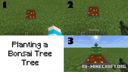 Скачать Easy Bonsai для Minecraft PE 1.14
