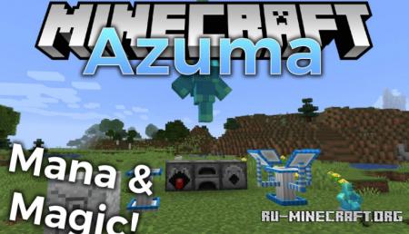 Скачать Azuma для Minecraft 1.15.2