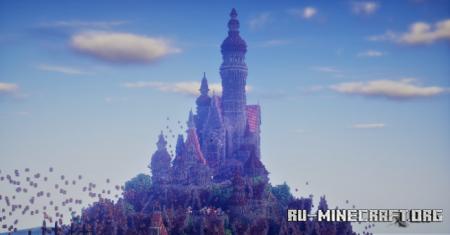 Скачать Disney Rapunzel Tangled для Minecraft