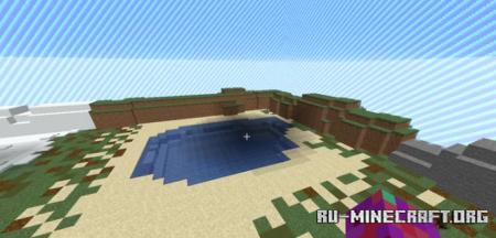 Скачать 4 Biomes KitPvP для Minecraft