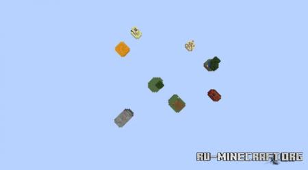 Скачать SkyBlock by JulianReyes для Minecraft