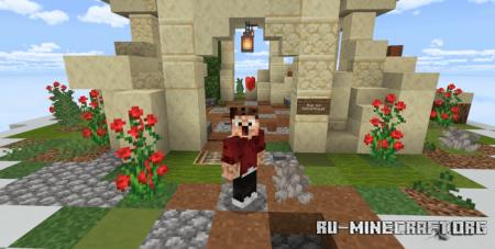 Скачать Mega House – Gardening House Edition для Minecraft PE