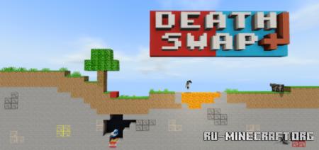 Скачать Deathswap (Minigame) для Minecraft PE