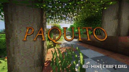 Скачать Paquito [32x] для Minecraft 1.14