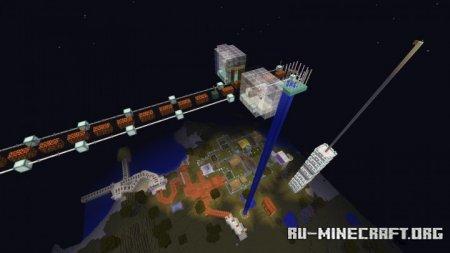 Скачать Skyland City V для Minecraft