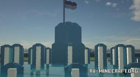 Скачать Istana Merdeka для Minecraft