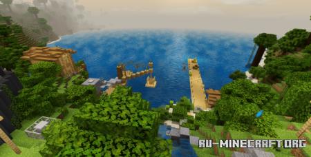 Скачать Abandoned Military Base для Minecraft PE