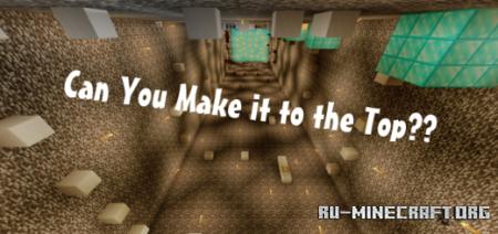Скачать Beginners Parkour для Minecraft PE