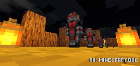 Скачать Too Small Addon (Big Update) для Minecraft PE 1.16
