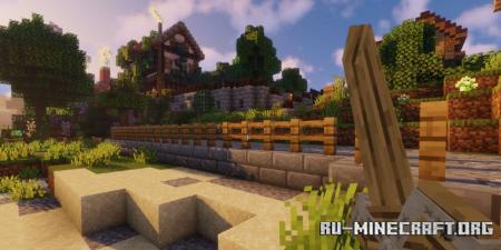 Скачать MCE Tools and Weapons 3D [32x] для Minecraft 1.14