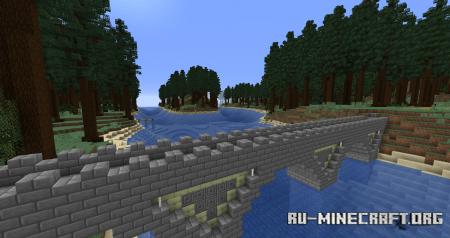 Скачать A Day in the Forest для Minecraft