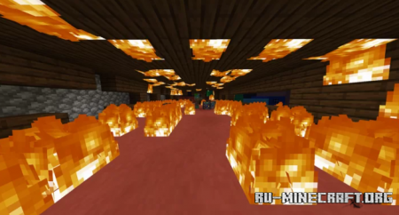 Скачать Escaping The Virus для Minecraft