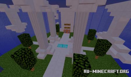 Скачать Hard Modern Parkour для Minecraft