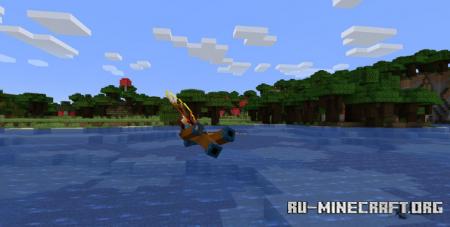 Скачать Winged для Minecraft 1.15.2