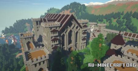 Скачать Dakr Dale для Minecraft