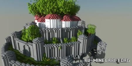 Скачать Laputa - Castle in the Sky для Minecraft