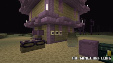 Скачать Vince's Pack V1 [16x16] для Minecraft PE 1.16