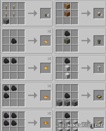 Скачать Additional Lights для Minecraft 1.15.2