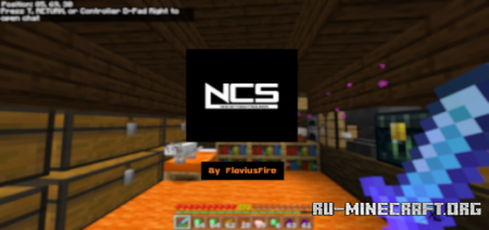 Скачать NCS Music Disc Pack для Minecraft PE 1.14