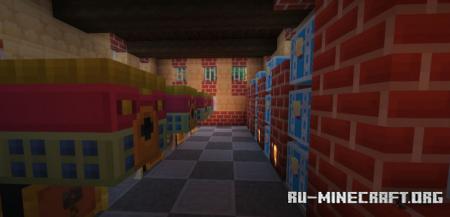 Скачать PastelCraft [16x] для Minecraft 1.14
