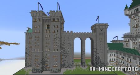 Скачать Medieval - Nordic House Bundle для Minecraft