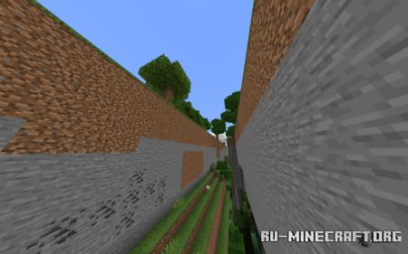 Скачать The Farlands для Minecraft PE