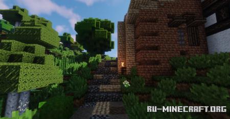 Скачать Keira [16x] для Minecraft 1.15