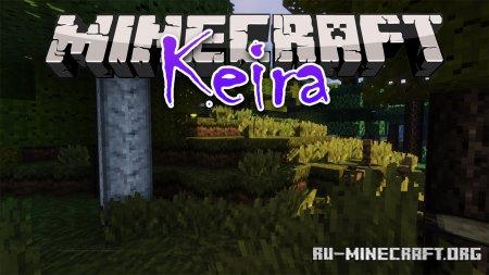 Скачать Keira [16x] для Minecraft 1.14