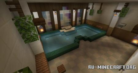 Скачать Darling In The Franxx House для Minecraft