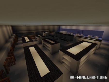 Скачать Murder Run v1 для Minecraft PE