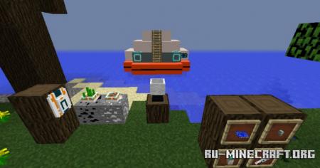 Скачать Subnauticraft для Minecraft 1.15.2