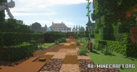 Скачать Escape the Plantation для Minecraft