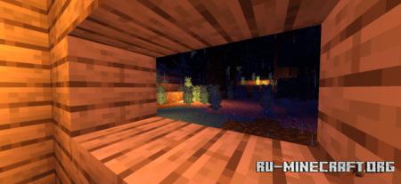 Скачать Haptic Shaders (Lite) для Minecraft PE 1.15