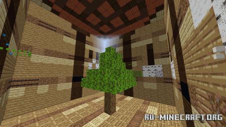 Скачать Blockception Parkour для Minecraft