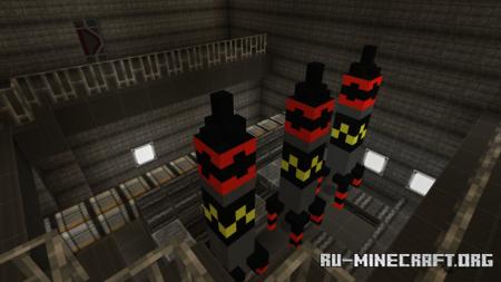 Скачать SCP: Site 60 для Minecraft PE 1.14