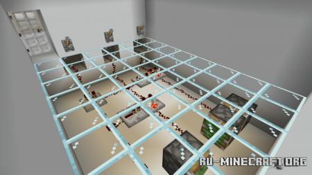 Скачать White and Bright для Minecraft PE