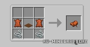 Скачать Just Not Enough Recipes для Minecraft 1.15.2