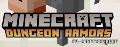 Скачать Feder's Dungeon Armors для Minecraft 1.15.2