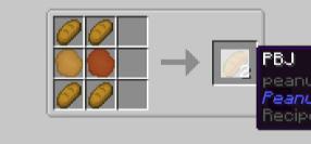 Скачать Peanuts для Minecraft 1.16.1