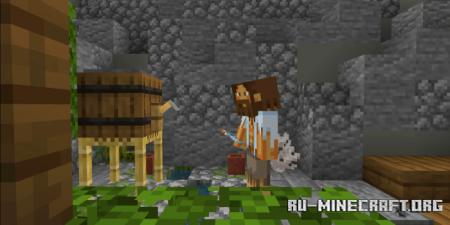 Скачать Castaway – Parkour Adventure для Minecraft PE