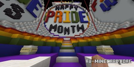 Скачать Happy Pride 2020 для Minecraft PE