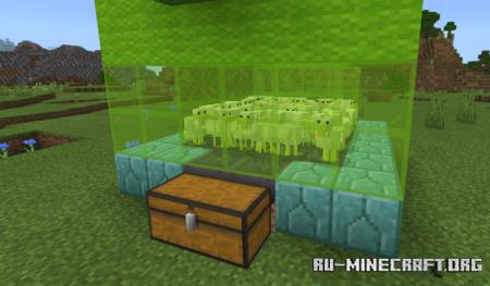 Скачать Chicken Experience для Minecraft PE 1.16