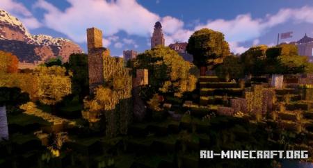 Скачать Winthor Medieval [64x] для Minecraft 1.16