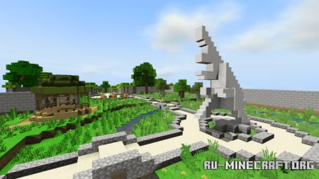 Скачать Wizard101 (Revamped) для Minecraft PE