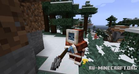 Скачать Rotten Creatures для Minecraft 1.15.2