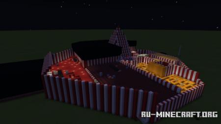 Скачать Fun House (Minigame) для Minecraft PE