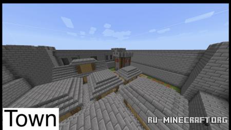 Скачать Raid Battle (2020) для Minecraft PE