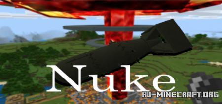Скачать Simple Nuke для Minecraft PE 1.14
