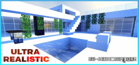Скачать Ultra Realistic [512x512] для Minecraft PE 1.16